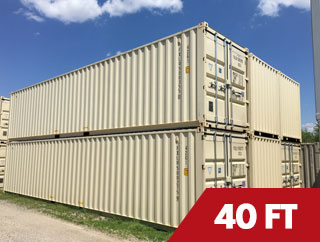 Rent Storage Containers Moon Trailer Leasing Louisville KY