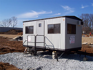 Mobile Offices for Rent | Moon Trailer Leasing Louisville, KY