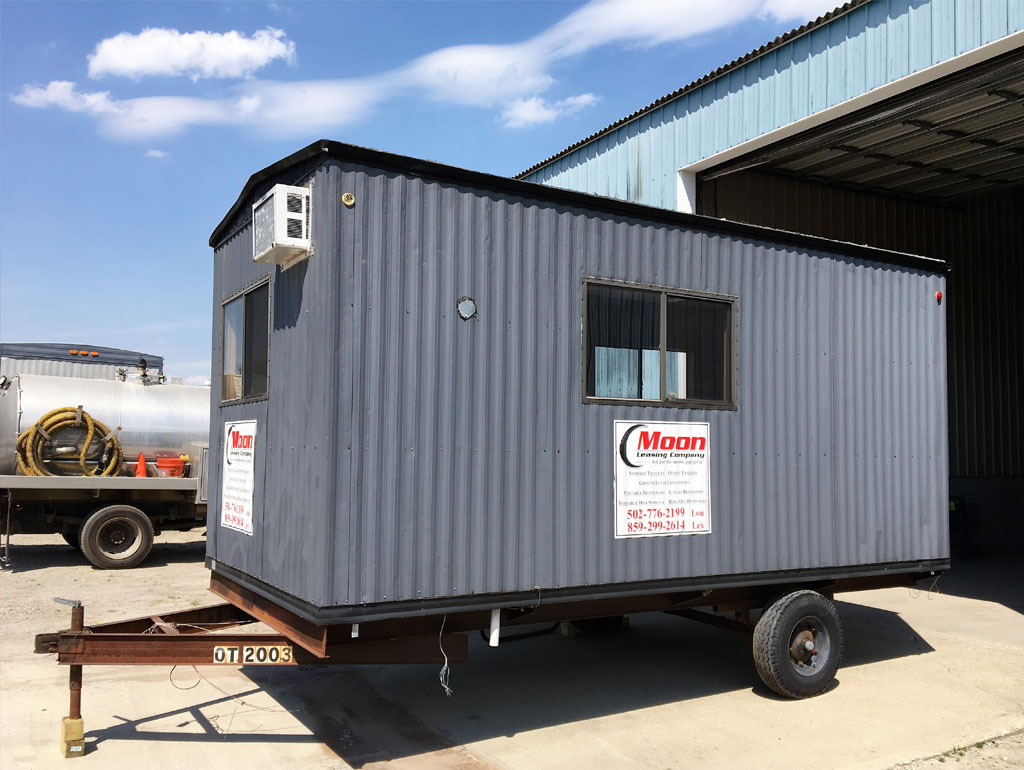 Mobile offices for rent moon companies - The mobile office working on two wheels ...