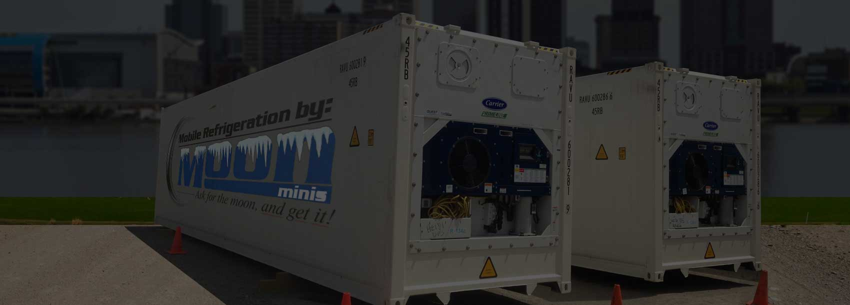 Portable Refrigeration Moon Companies